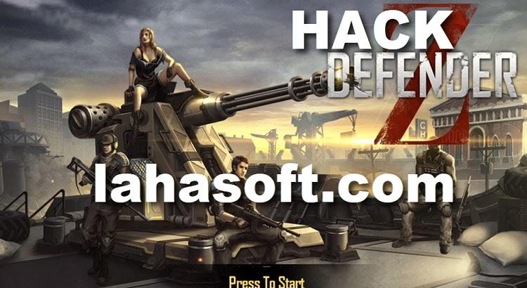 Defender Z hack