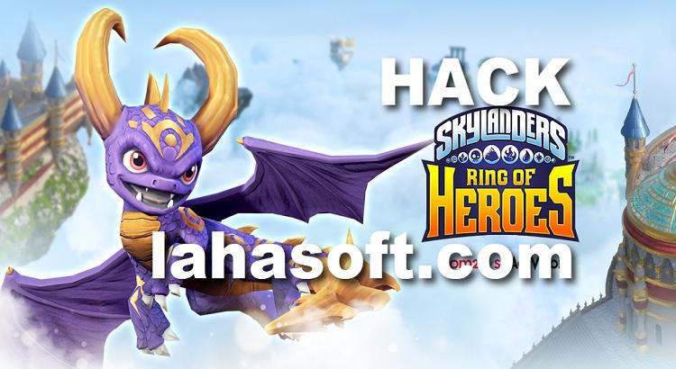 Skylanders Ring of Heroes hack