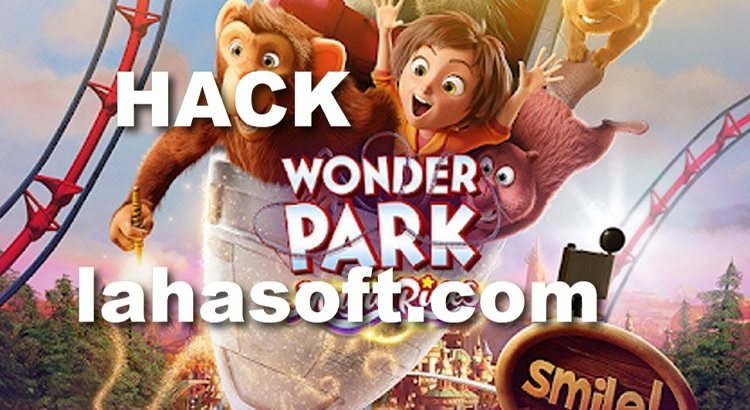 Wonder Park Magic Rides Game hack