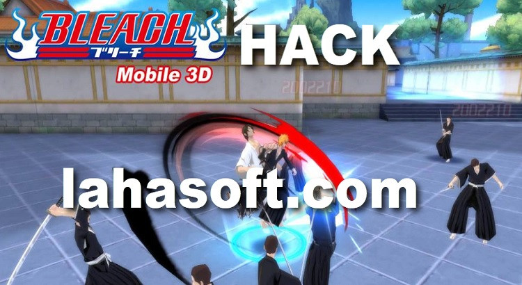 BLEACH Mobile 3D hack