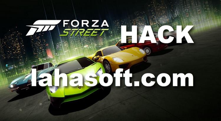 Forza Street hack