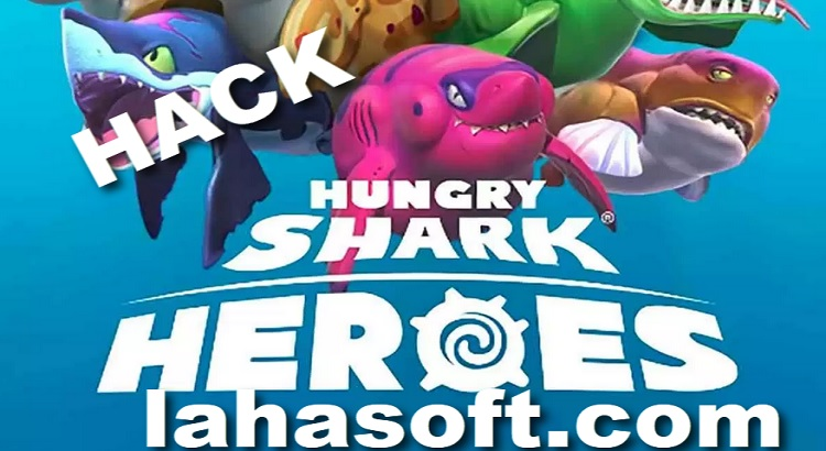 Hungry Shark Heroes hack