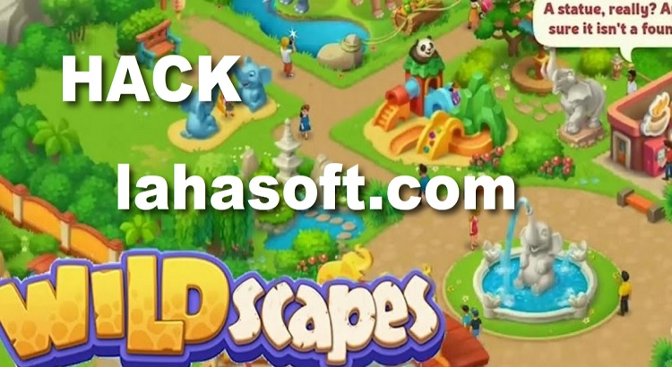 Wildscapes hack
